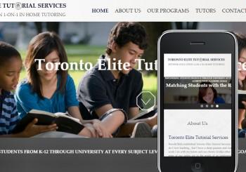 Toronto Elite Tutorial Services