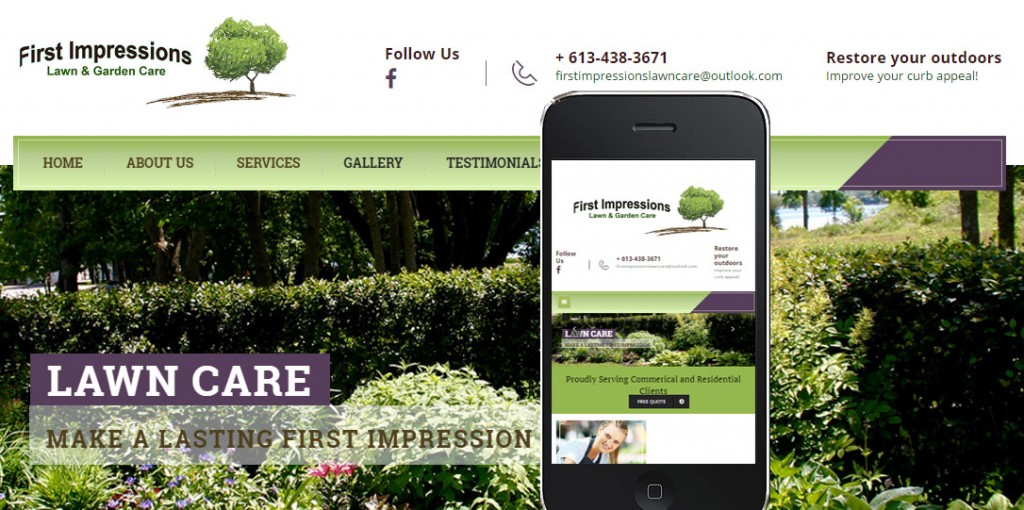 First Impressions Lawn and Garden Care